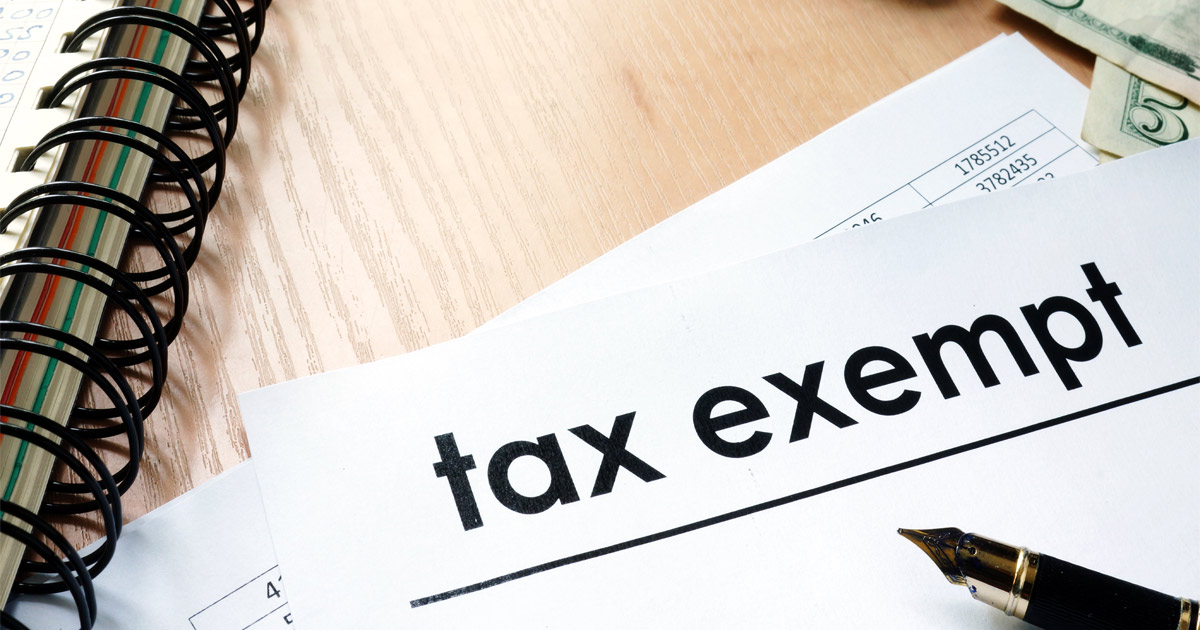 Why are Ministries and Churches Tax-Exempt Institutions?