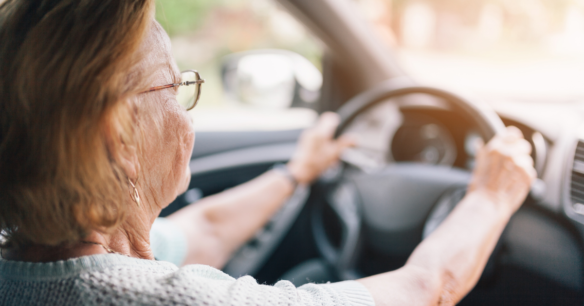 When Should Your Elderly Loved One Retire from Driving?
